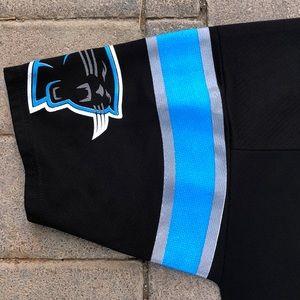 """LOGO 7 Shirts - Vintage Logo7 Carolina Panthers """"Collins"""" Jersey"""